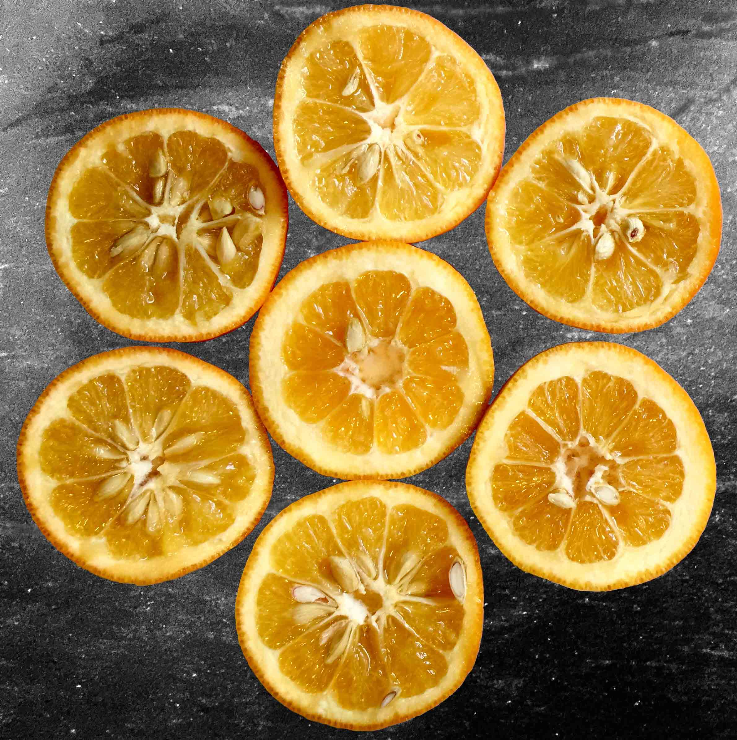 Seville oranges -  Smy Goodness Instagram