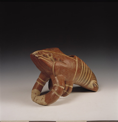 Moche Lobster. 200 A.D. Lima, Peru   (image - Larco Museum Collection)