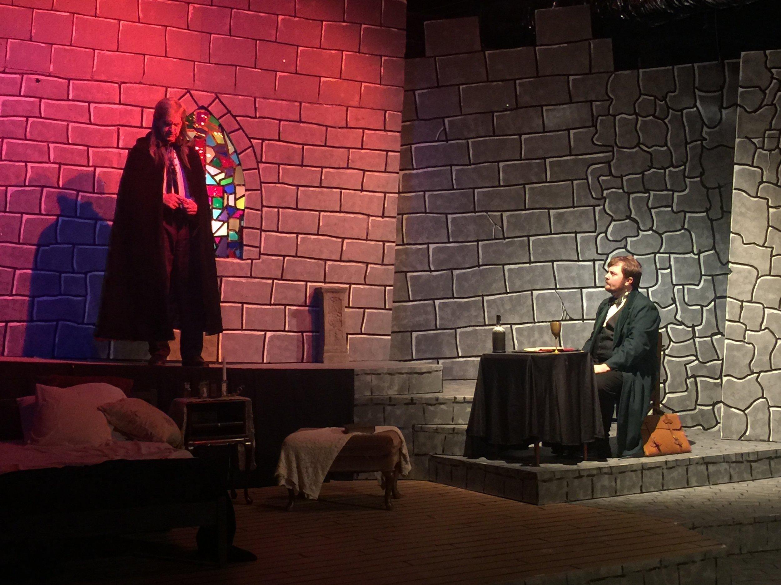 Dracula — Newnan Theatre Company