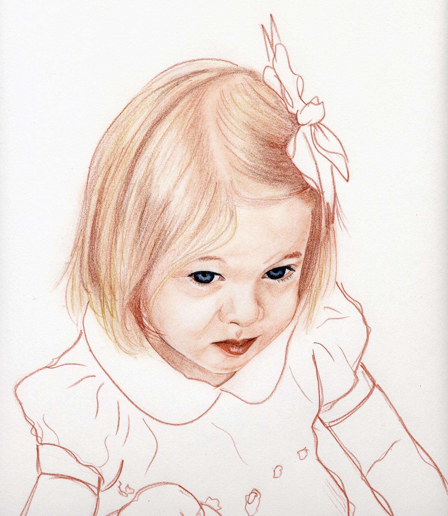 Madeleine, age 3