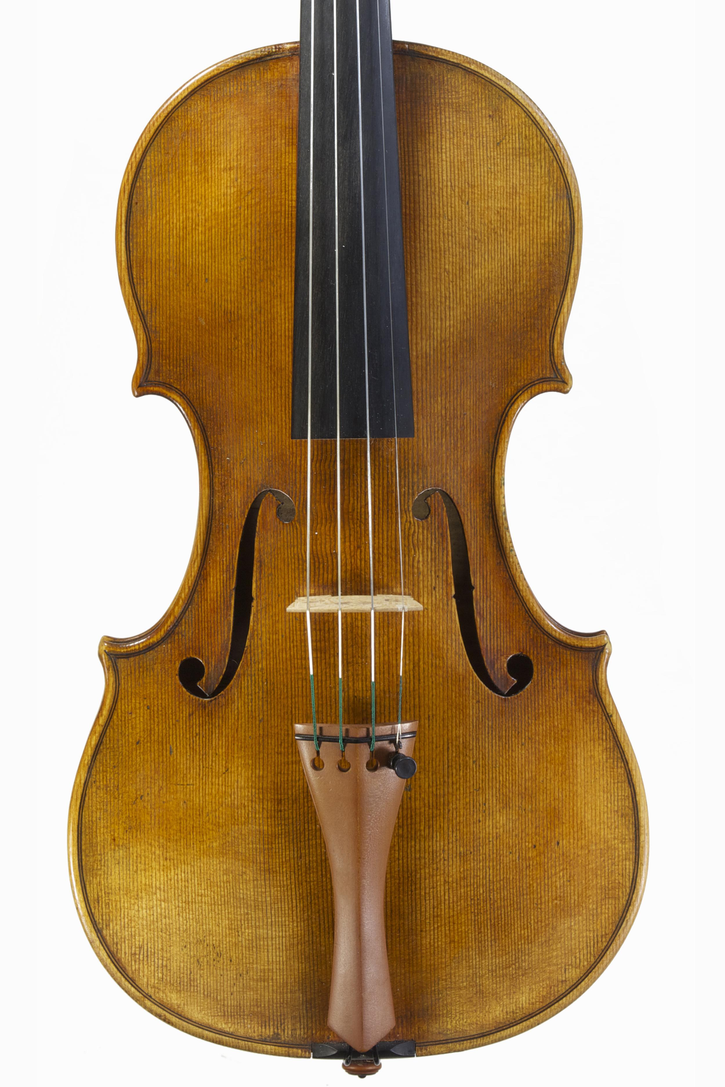 Joseph Guaneri Del GesuModel, Violin