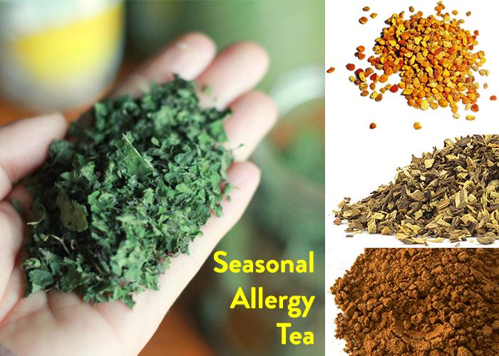 allergy tea recipe