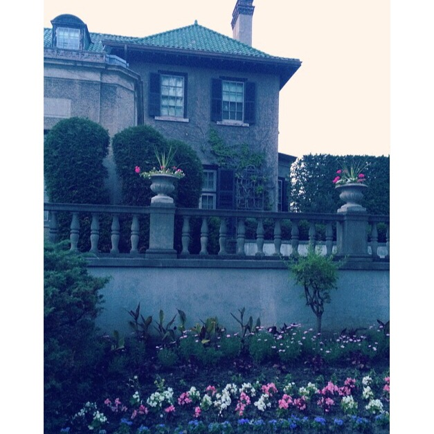 Spent the evening at the ever-stunning Parkwood Estates in Oshawa.