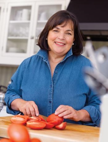 Is there anyone more loveable than the Barefoot Contessa?!
