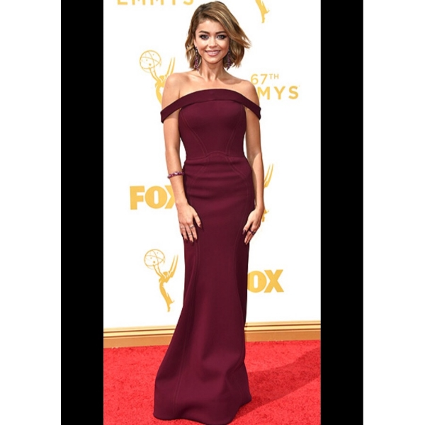 One of my  favourite looks  from the 2015 Emmys.