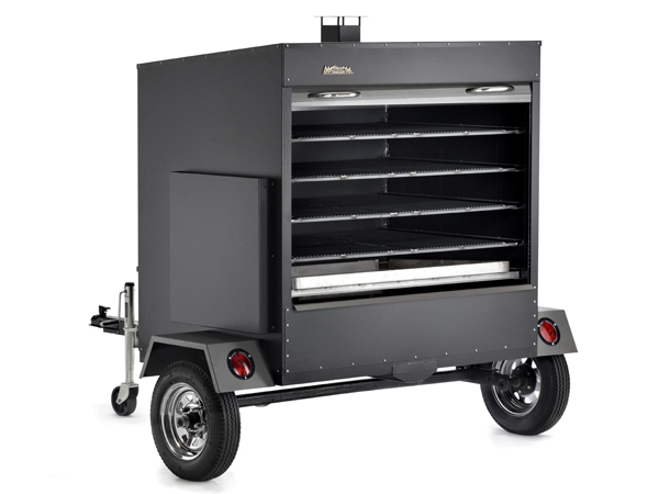 Traeger Large Commercial Trailer