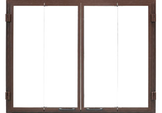 Glass Bi-fold Door