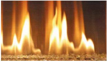 Stainless Steel Fireback