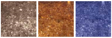 Crushed Fire Glass (Diamond Fire Burner Only)