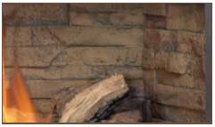 Ledgestone Brick