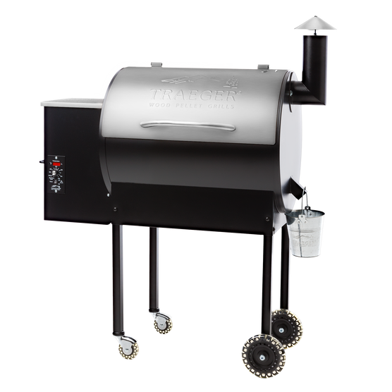 Traeger Lil' Tex Elite Limited Edition