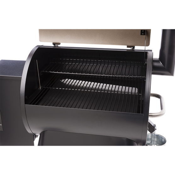 572 Square Inches Grilling Space