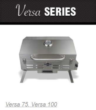 - Mixing luxury, power, and versatility for a more memorable cooking experience.