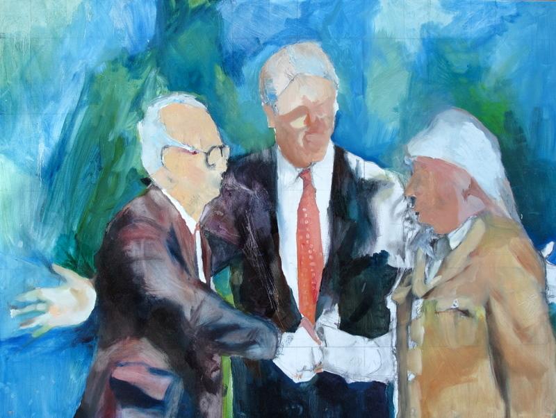 Revelations of History - Clinton, Arafat, Rabin