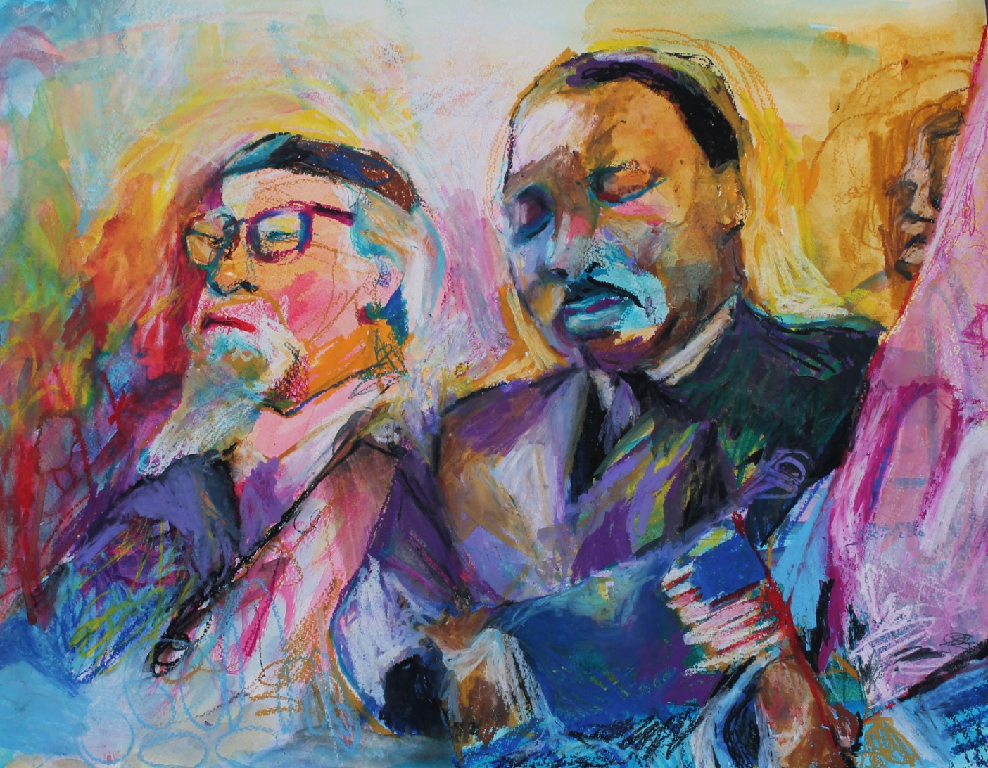 Heschel and King - The Complications of Alliance
