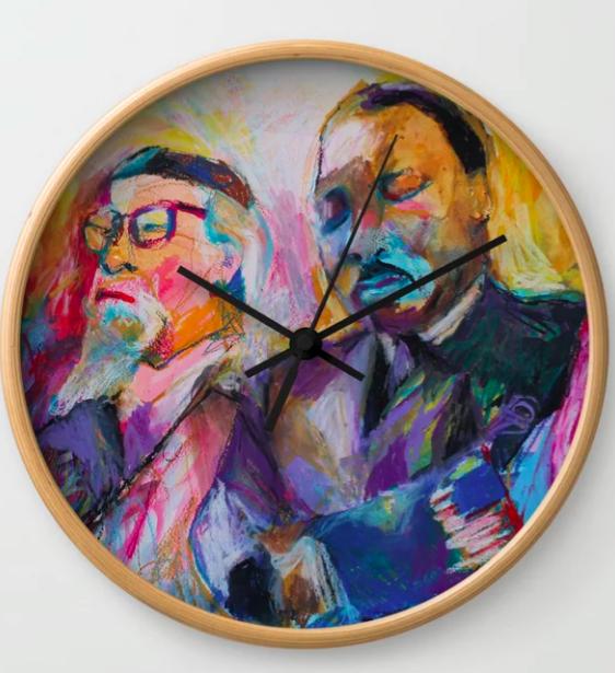 Heschel-King Clock -