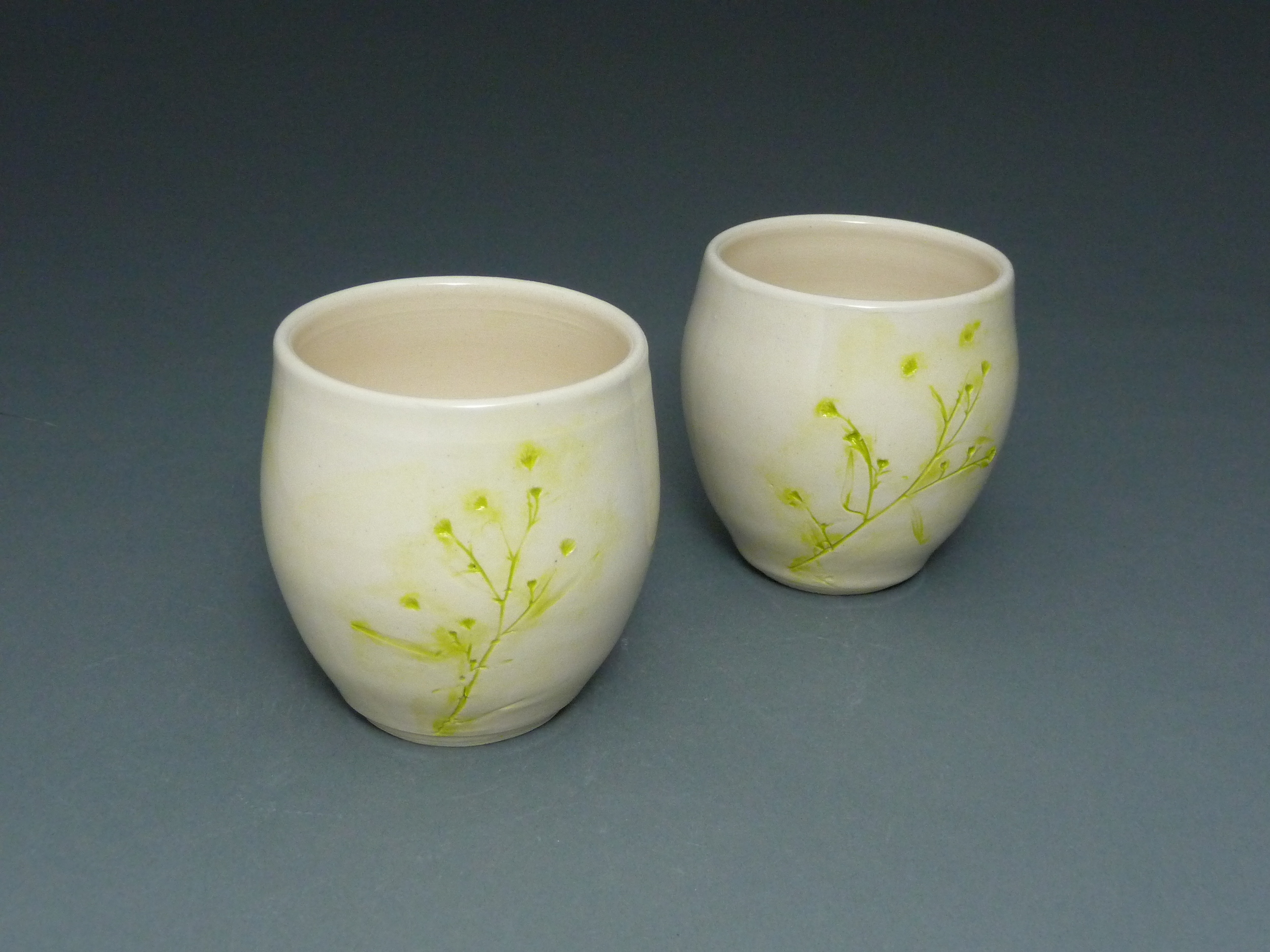 2 Nature Cups $16 each