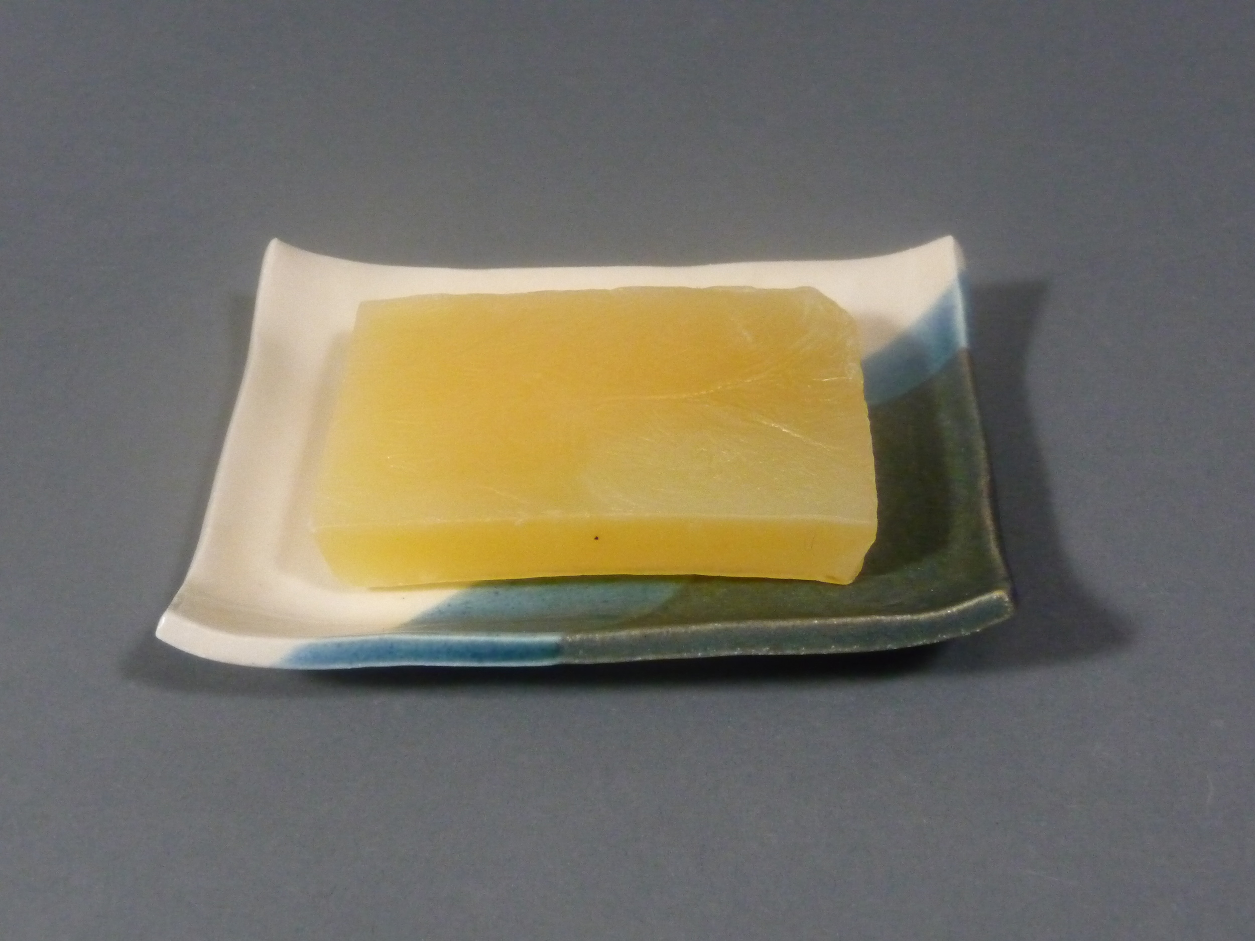 Green dish with soap.JPG