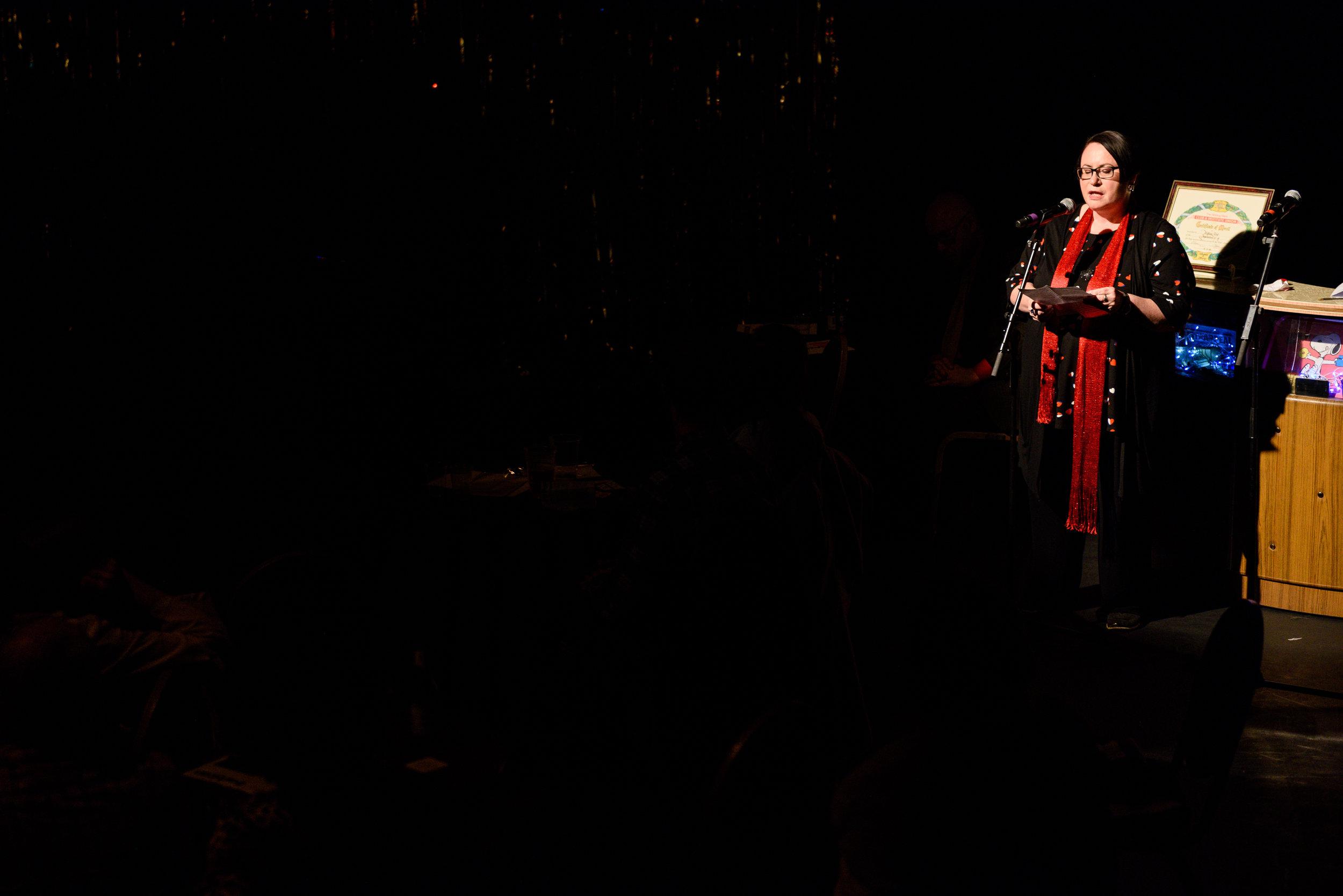 Ann Dineen - Spoken Not Stirred - Meat Raffle