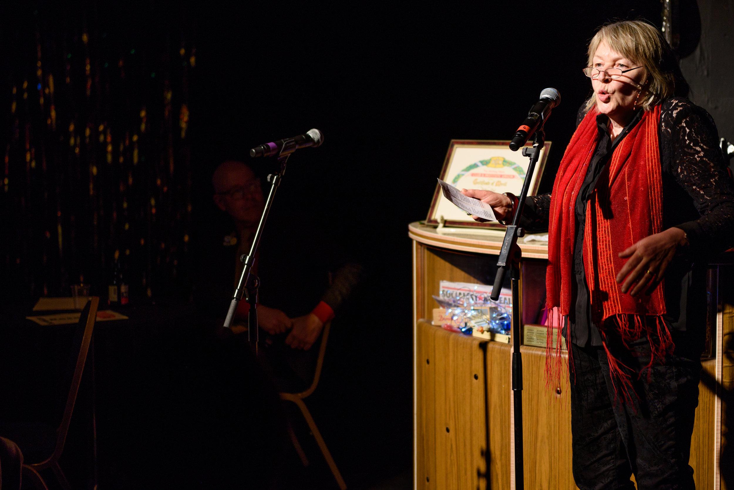 Ann Macaulay - Spoken Not Stirred