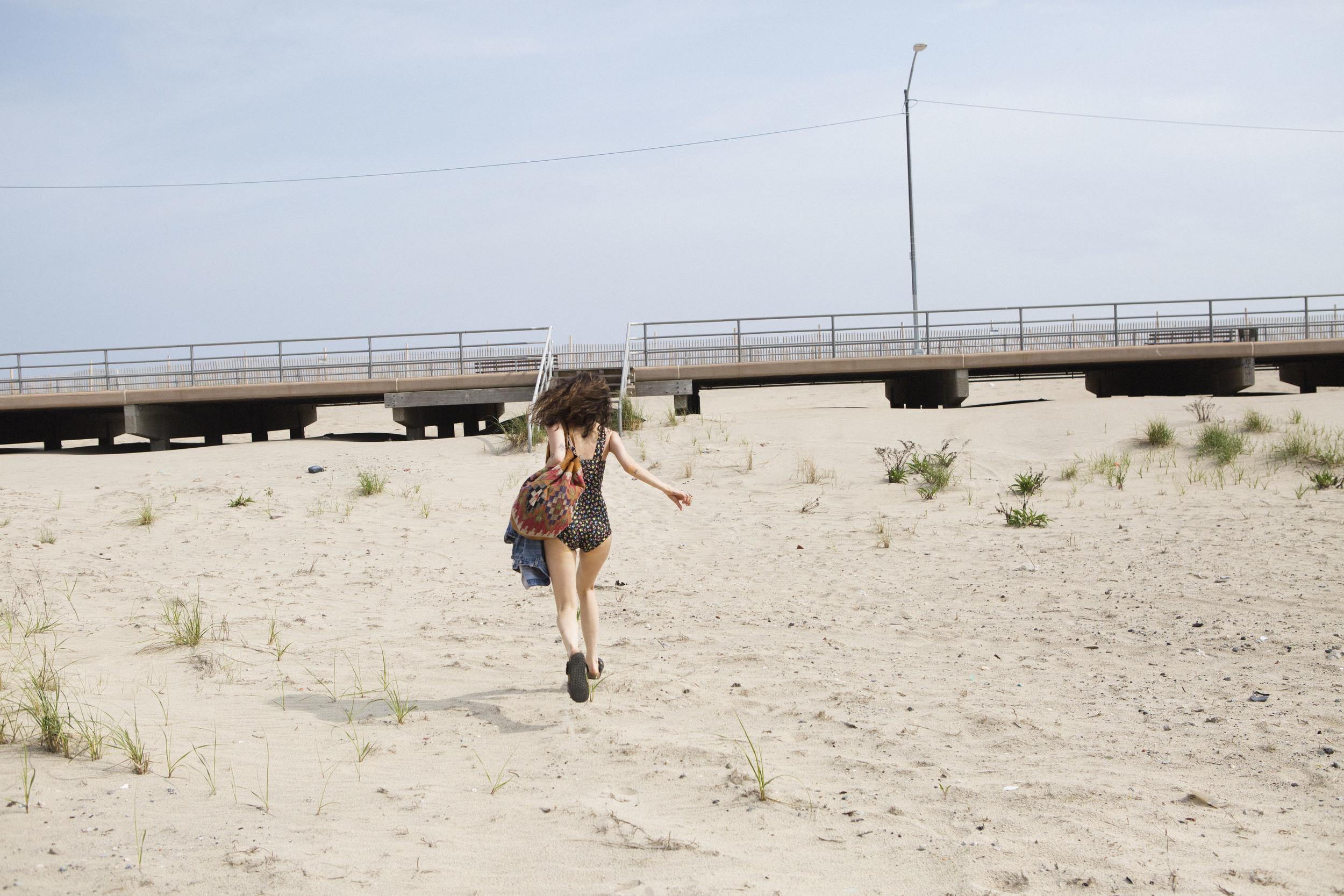pamela love Skye parrott rockaway beach