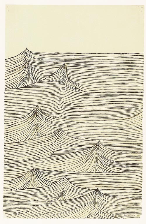 LOUISE BOURGEOIS DRAWINGS