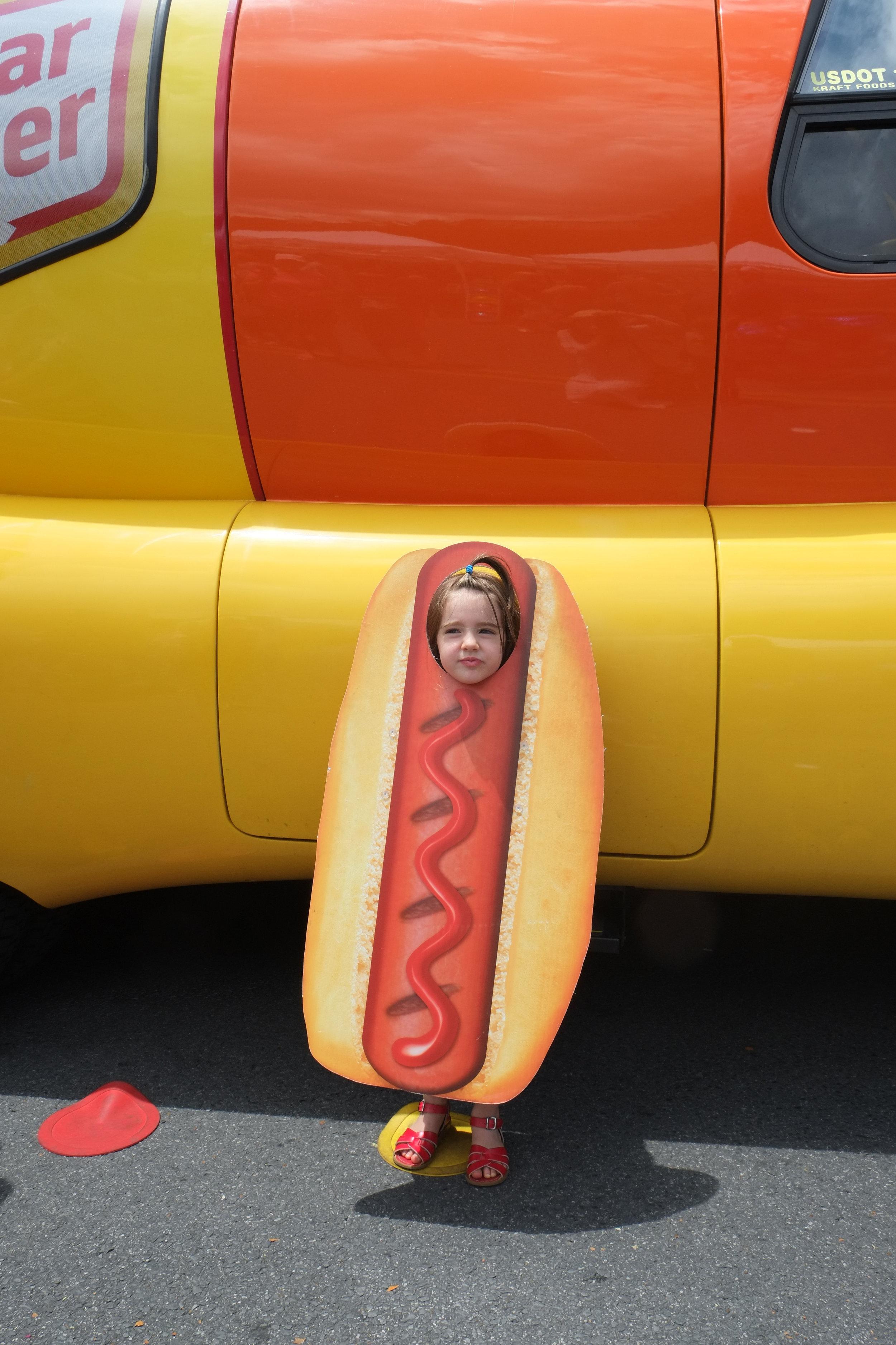 Wienermobile, Franklin, TN