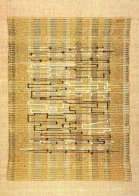 Anni Albers Weaving ALABAMA CHANIN DOUBLE OR NOTHING