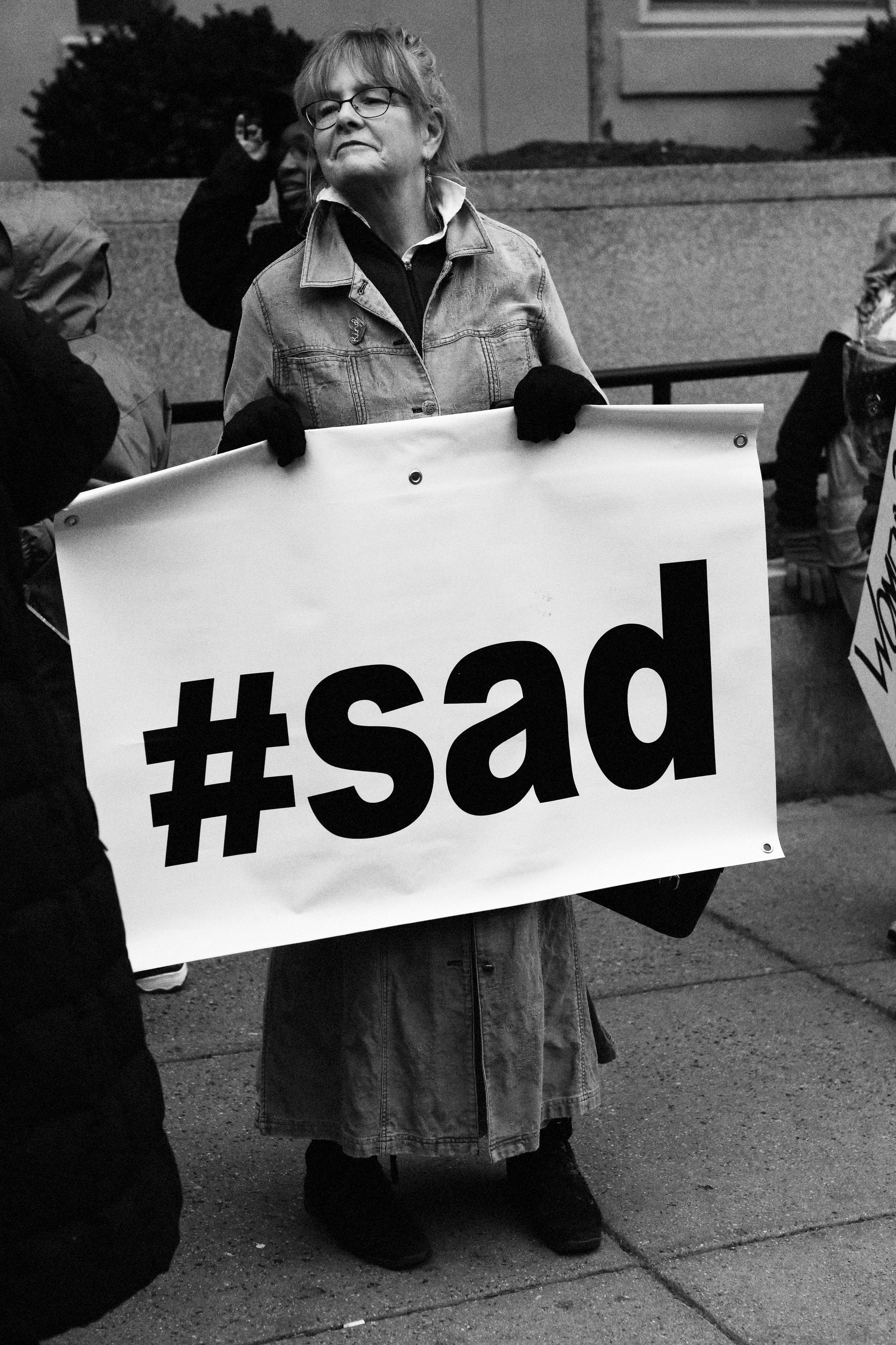 WOMEN'S MARCH ON WASHINGTON PROTEST SIGNS SKYE PARROTT