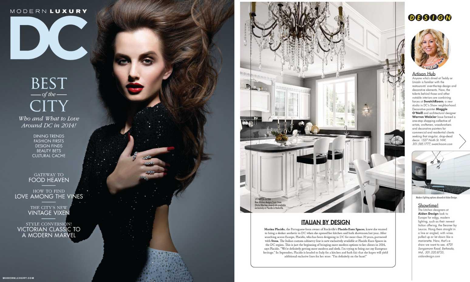 DC Modern Luxury - January 2014