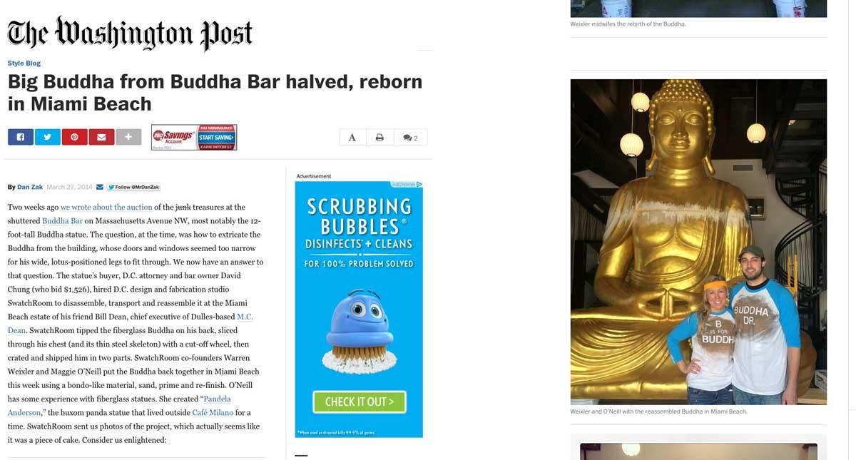 The Washington Post - March 27, 2014