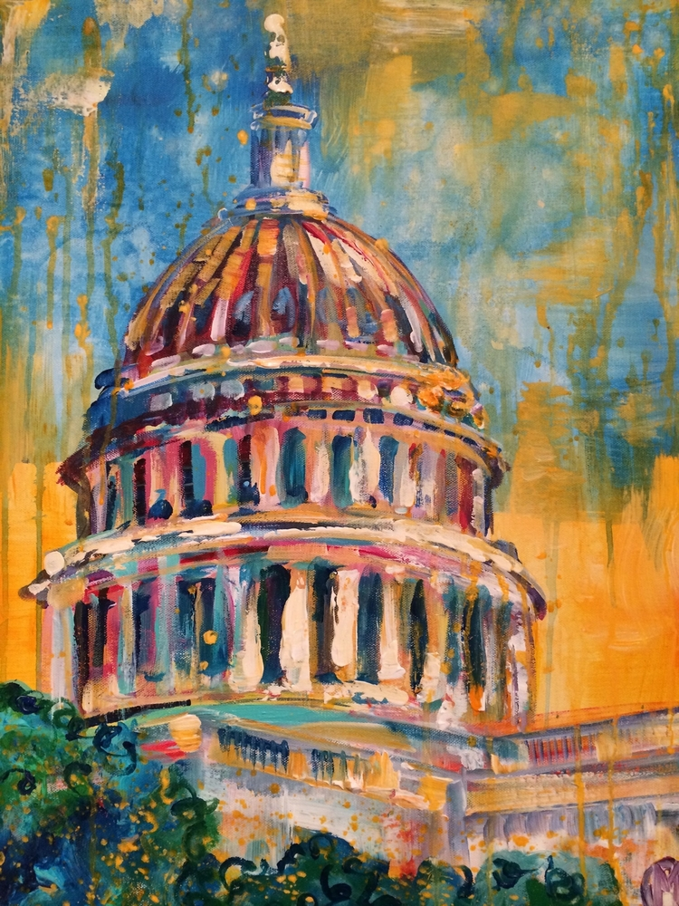 Iconic DC Capitol