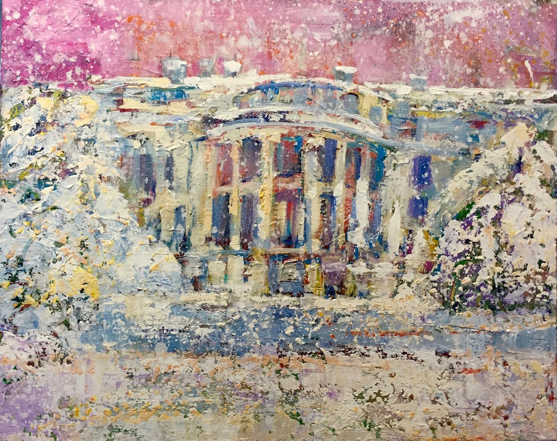 Winter White House