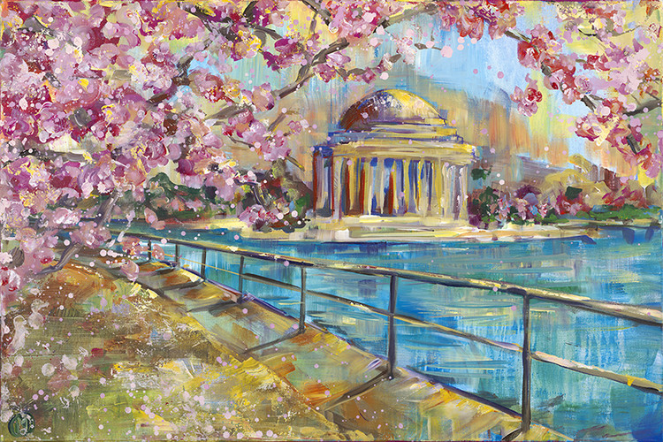 Flynn's Jefferson Memorial