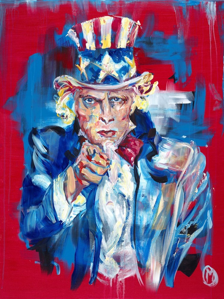 D.C. Uncle Sam