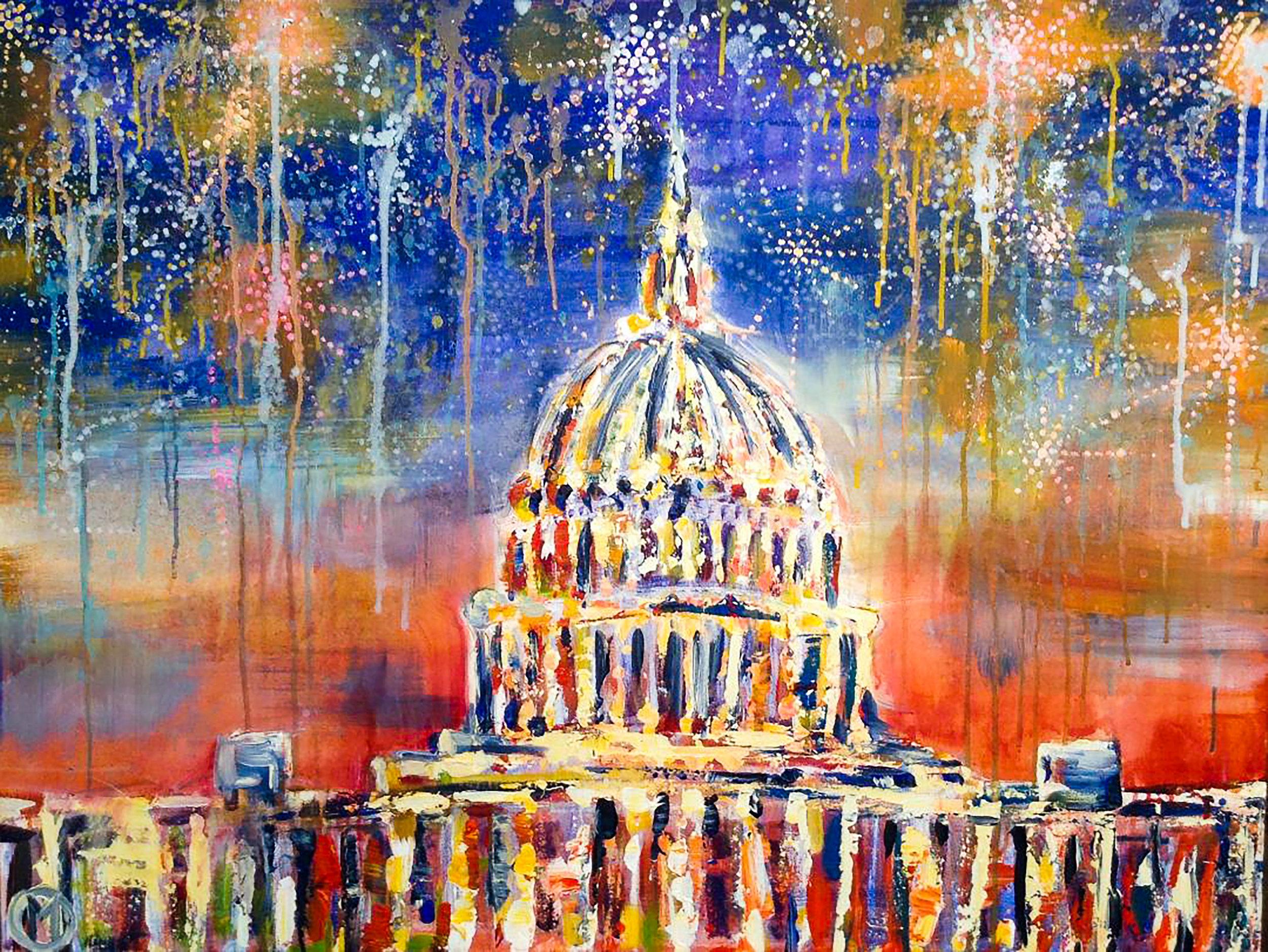 Firework Pop Capitol
