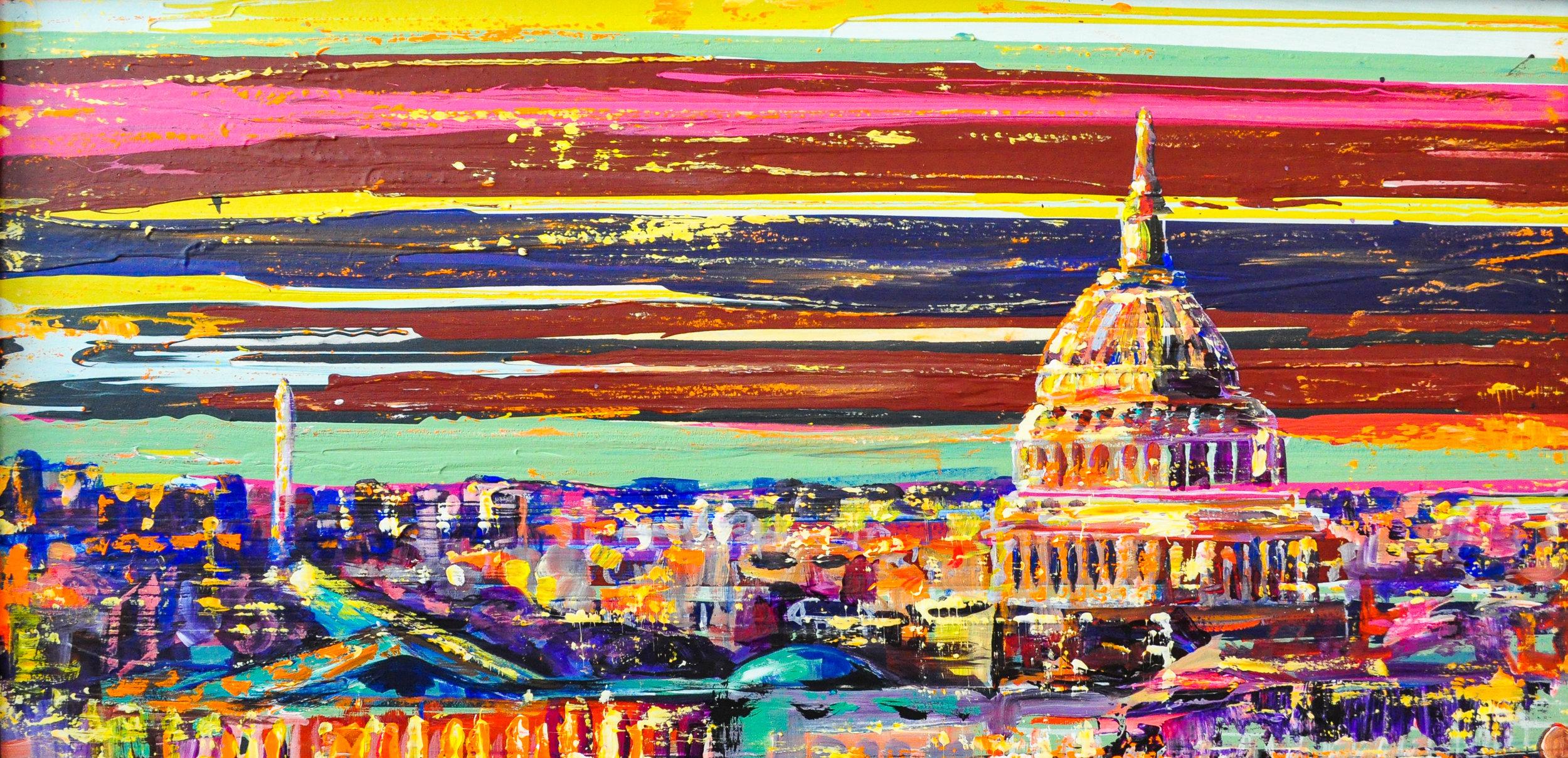 DC Drip Landscape