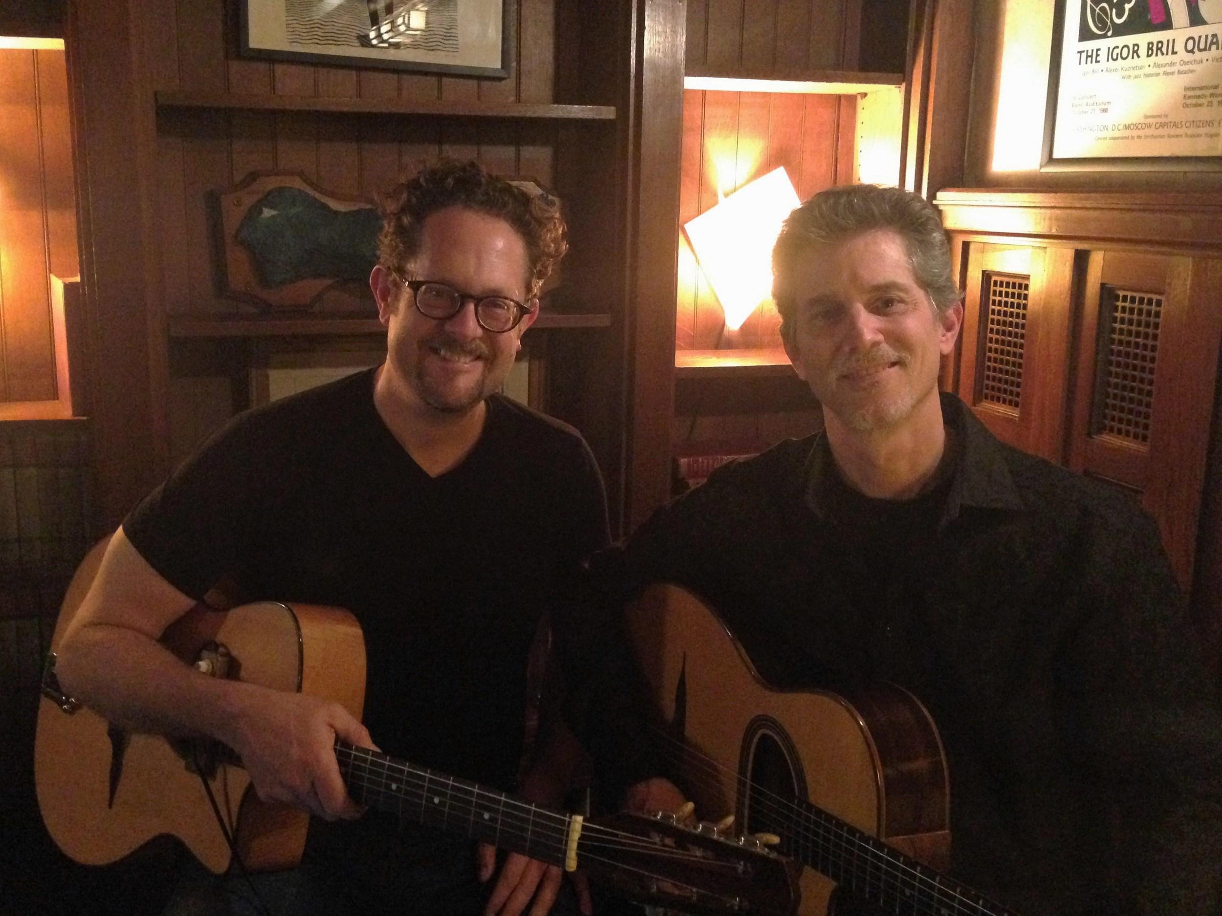 Gypsy Jazz with Michael Joseph Harris and Donato Soviero