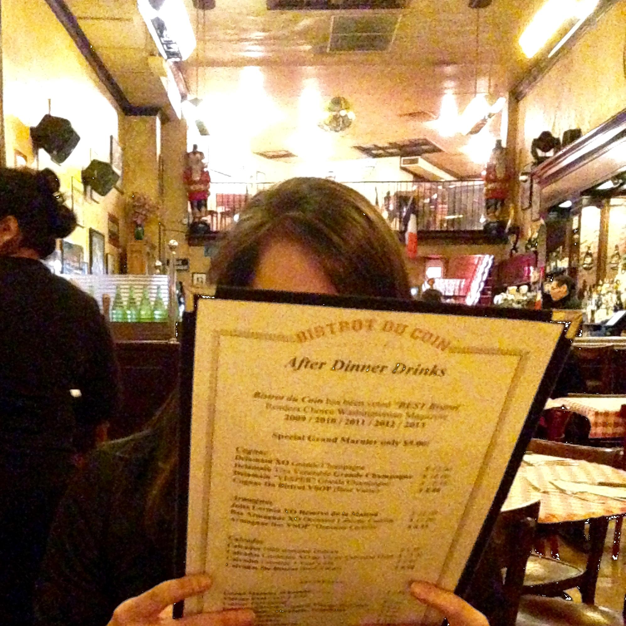 A New Yorker becoming Parisian in Washington