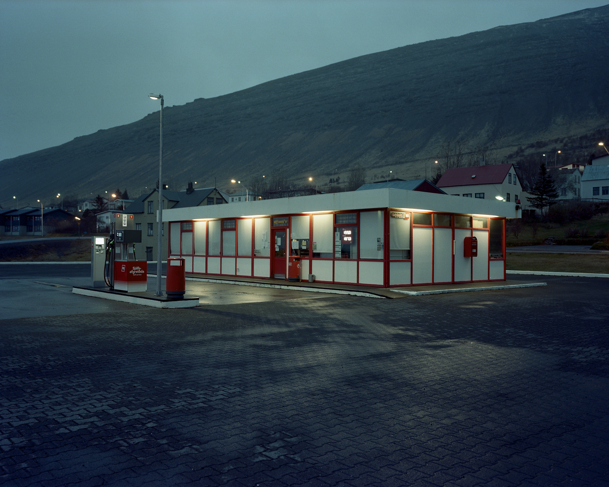 foto: Chris André Aadland - The Petrol Station""