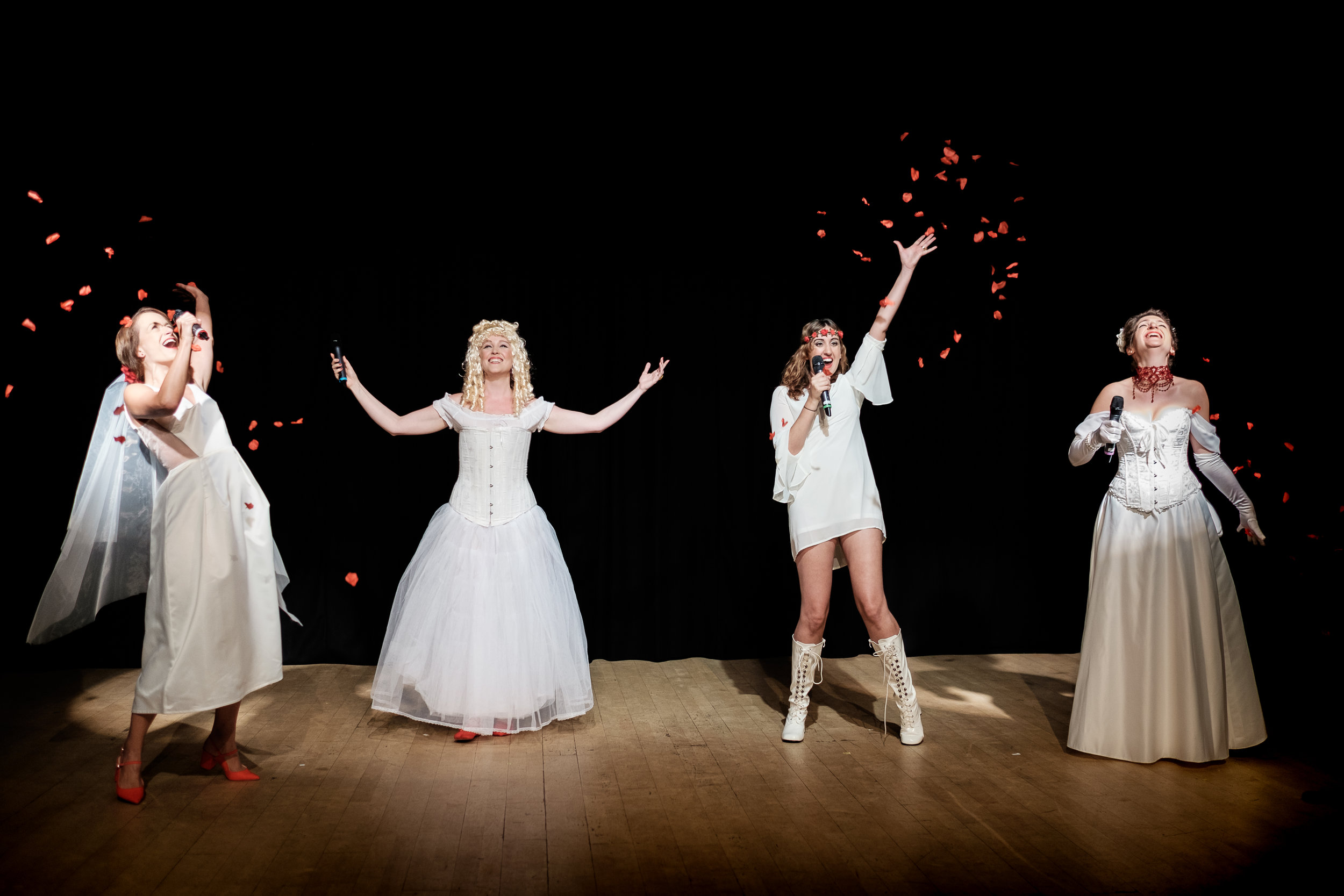 The Brides Of Bluebeard (2016)
