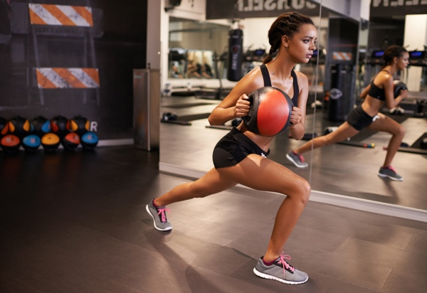 quick effective workout circuit training