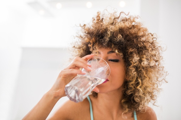 how to make yourself drink more water tips