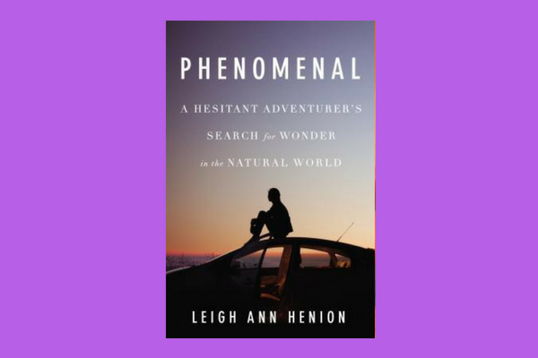 phenomenal: a hesitant adventurers search for wonder in the natural world by leigh ann henion