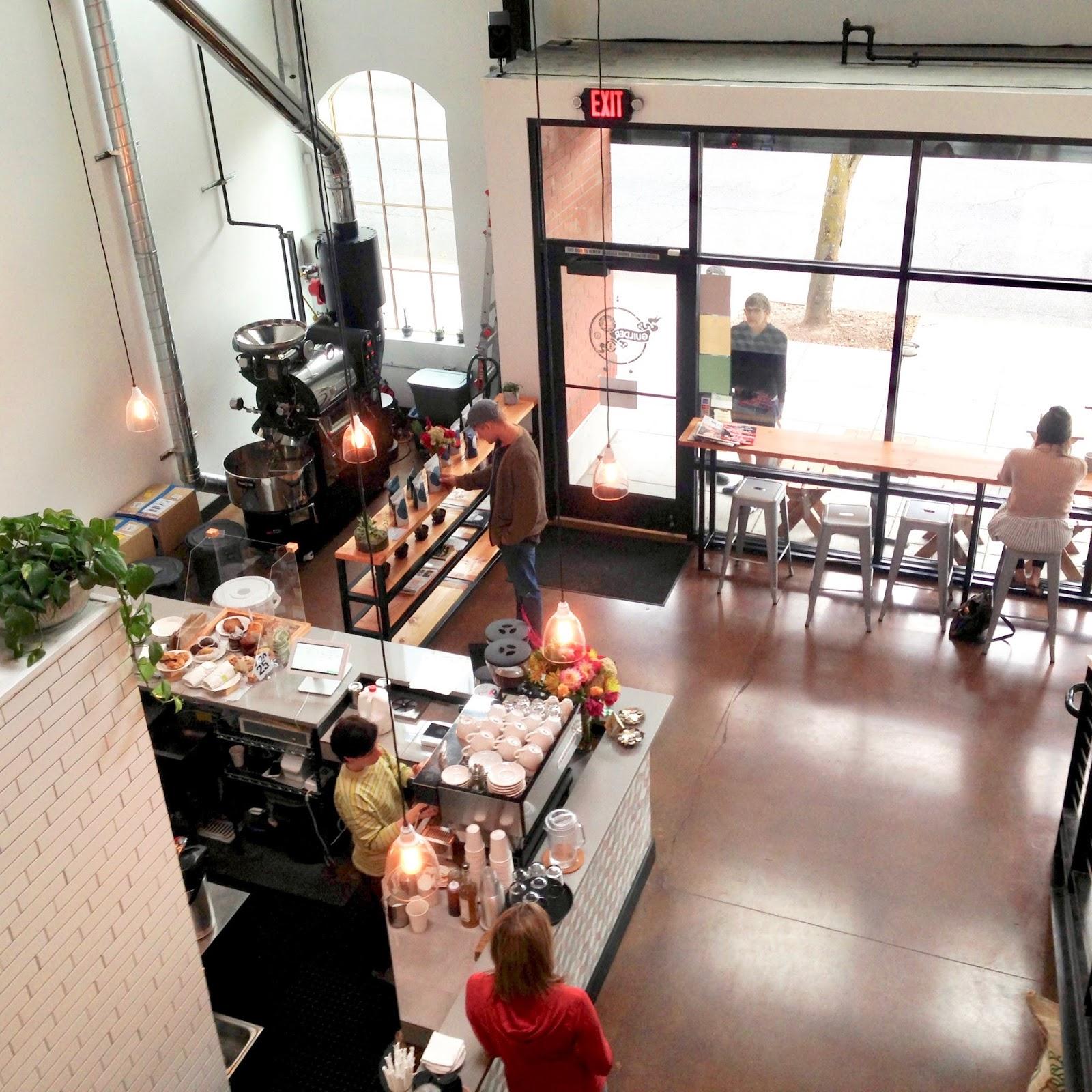 Guilder Cafe NE Portland, Oregon