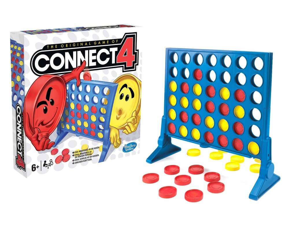 connect four game and box best board games