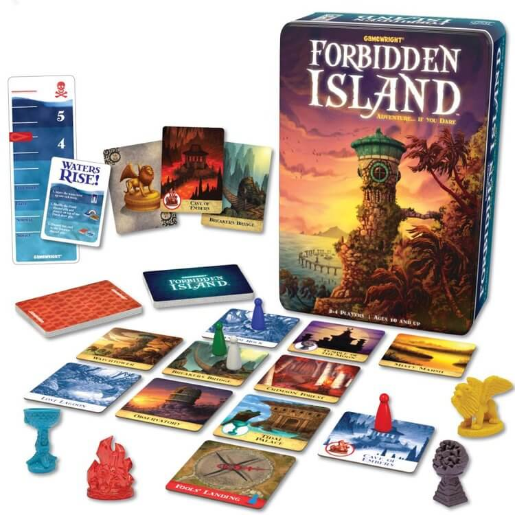 forbidden island best board games