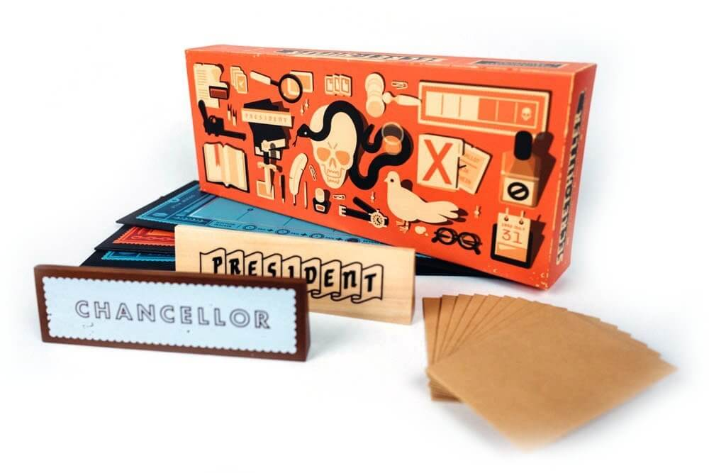 secret hitler best board games