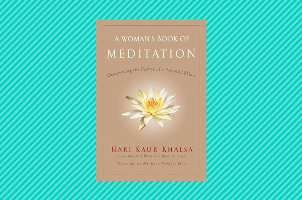 a woman's book of meditation meditation books