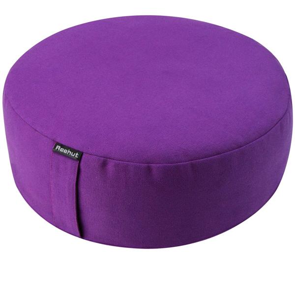 reehut zafu meditation pillow